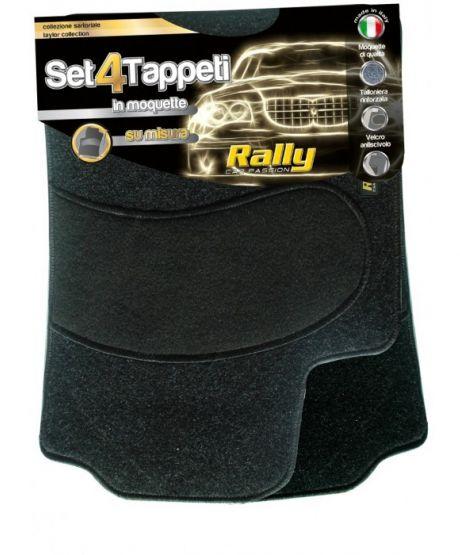 Serie Tappeti Fiat 500 rally