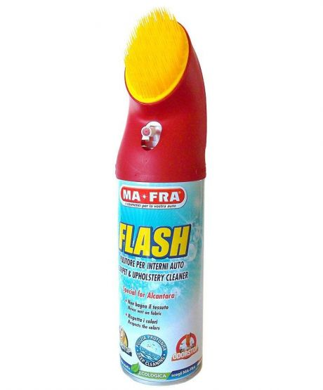 Trattamento Tessuti Flash Ma fra