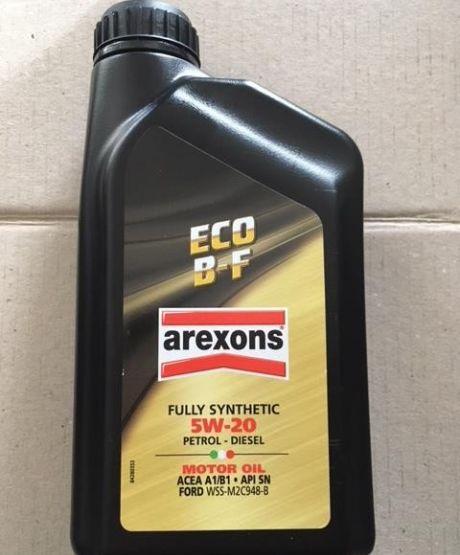 Olio ArexonsPetronas  5w20 ECO B-F