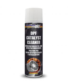 Additivo pulitore per filtro Anti prticolato e catalizzatore