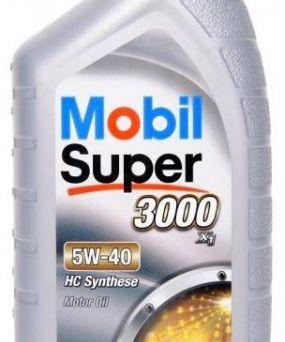 Olio Mobil Super 3000 5w40