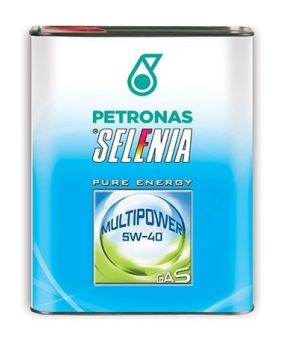 Olio SELENIA Multipower 5w40
