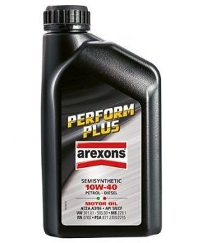Olio Arexons Petronas 10w40 PERFORM PLUS