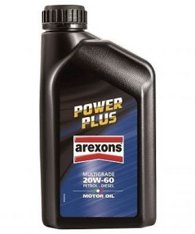 Olio Arexons Petronas 20w60 POWER PLUS