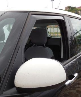 Antivento Deflettori FIAT 500 L - Living