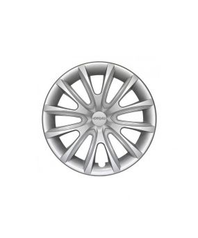 Set Coppe Ruota FARAD Freewheeling Silver + Inserti Light Grey