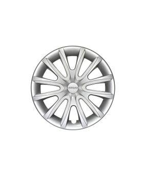 Set Coppe Ruota FARAD Freewheeling Silver + Inserti White