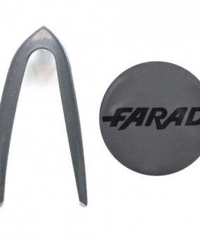 Kit Inserti per FARAD Freewheeling Dark Grey