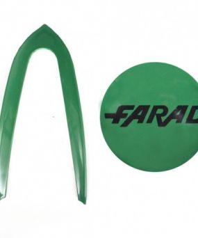 Kit Inserti per FARAD Freewheeling Green