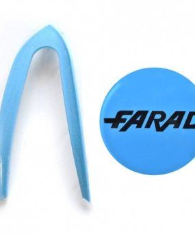 Kit Inserti per FARAD Freewheeling Blue