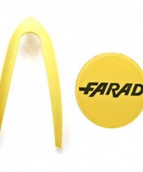 Kit Inserti per FARAD Freewheeling Yellow