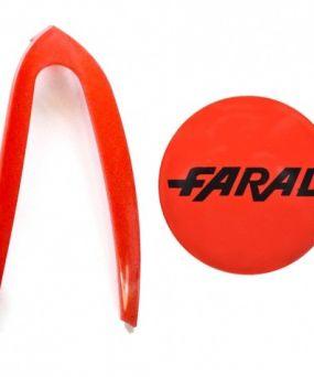 Kit Inserti per FARAD Freewheeling Red